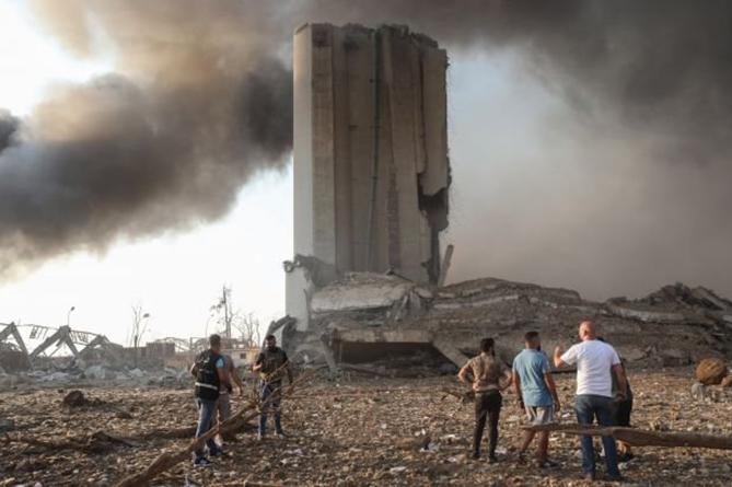 Photo of Ущерб от взрыва в Бейруте оценен в $3-5 млрд.
