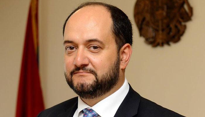 Photo of Бывший глава МОНКС Араик Арутюнян назначен главным советником премьер-министра Армении
