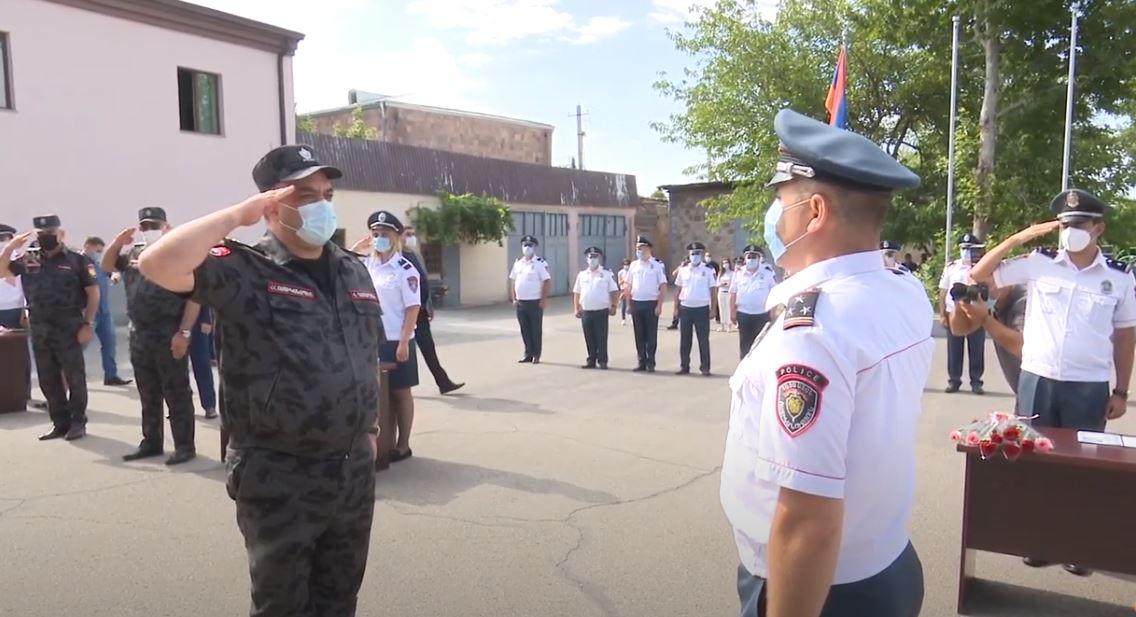 Photo of Դիպլոմների հանձնման հանդիսավոր արարողություն ոստիկանության կրթահամալիրում