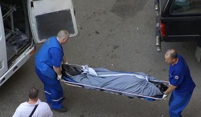 Photo of Շենքի բակում հայտնաբերվել է ցած նետված քաղաքացու դին