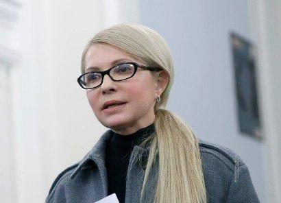 Photo of Тимошенко в тяжелом состоянии, ее подключили к аппарату ИВЛ