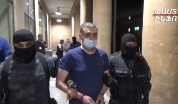 Photo of Ալրաղացի Լյովիկի նկատմամբ ընտրված խափանման միջոց կալանավորումը վերահաստատելու մասին միջնորդություն է ներկայացվել