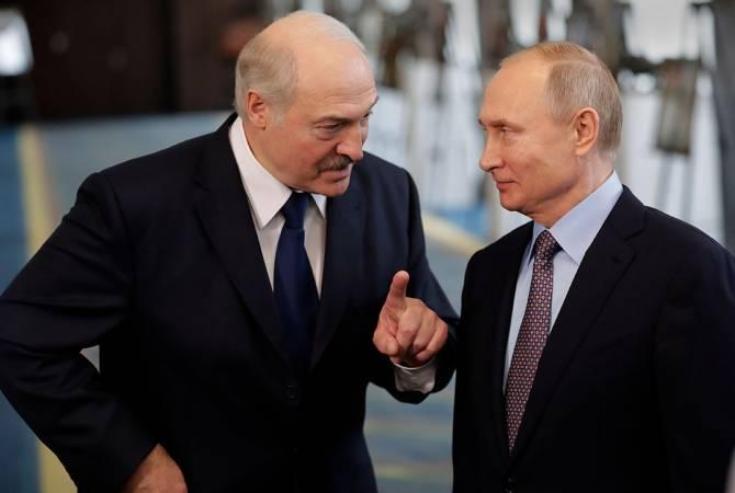 Photo of ՌԴ և Բելառուսի նախագահները քննարկել են Բելառուսում ստեղծված իրավիճակը