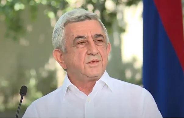 Photo of Офис экс-президента: Серж Саргсян в ближайшее время вновь публично затронет ряд вопросов