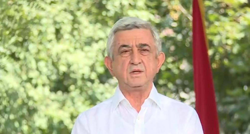 Photo of Սերժ Սարգսյանի՝ կորոնավիրուսային հիվանդության թեստի պատասխանը բացասական է