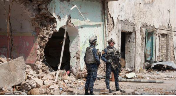 Photo of Իրաքի անվտանգության ուժերը ձերբակալել են «Իսլամական պետության» առաջնորդներից մեկին