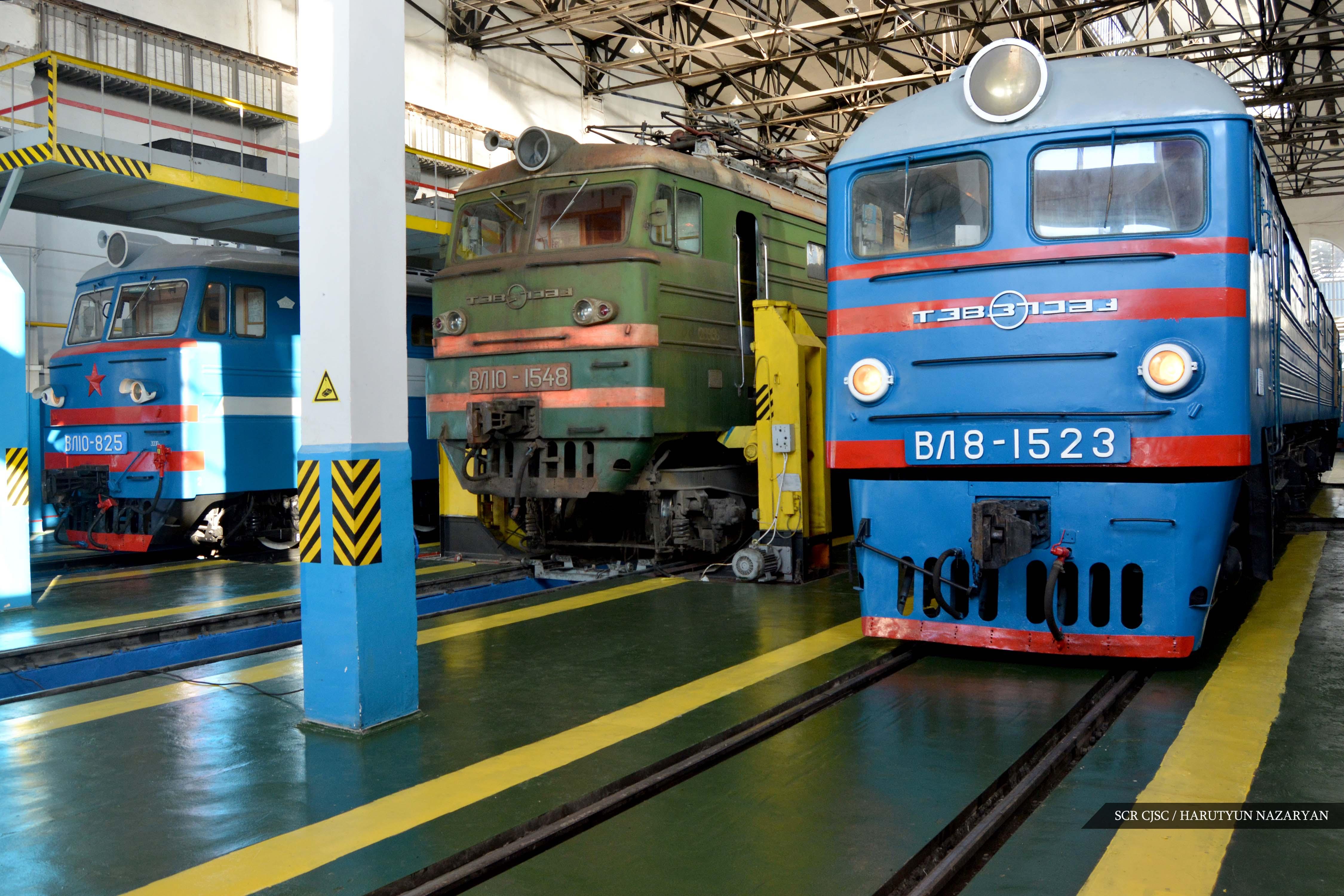 Photo of Предотвращена попытка кражи из Гюмрийского локомотивного депо
