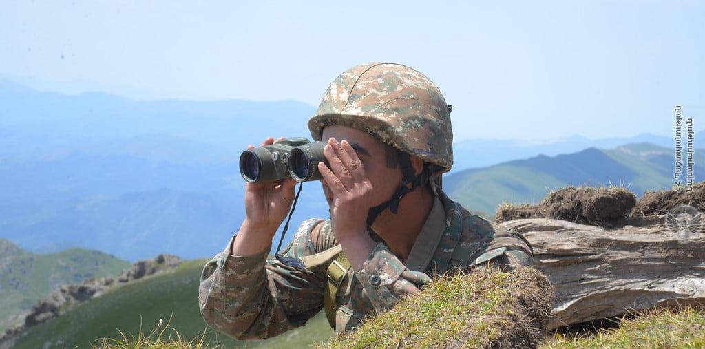 Photo of В Армении опровергли заявление Ильхама Алиева о скоплении военных сил вдоль границы
