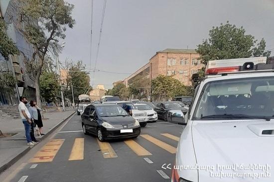 Photo of Վրաերթ Ագաթանգեղոսի փողոցում