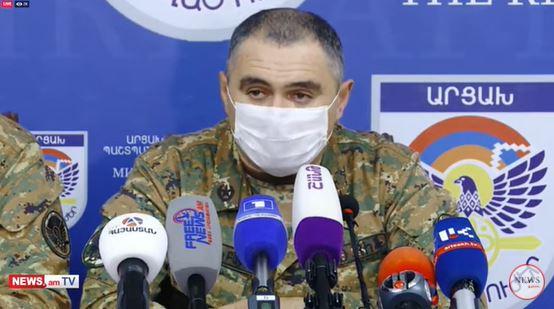 Photo of Армия обороны Арцаха нанесла новые потери ВС Азербайджана: интенсивные бои продолжаются по всем направлениям