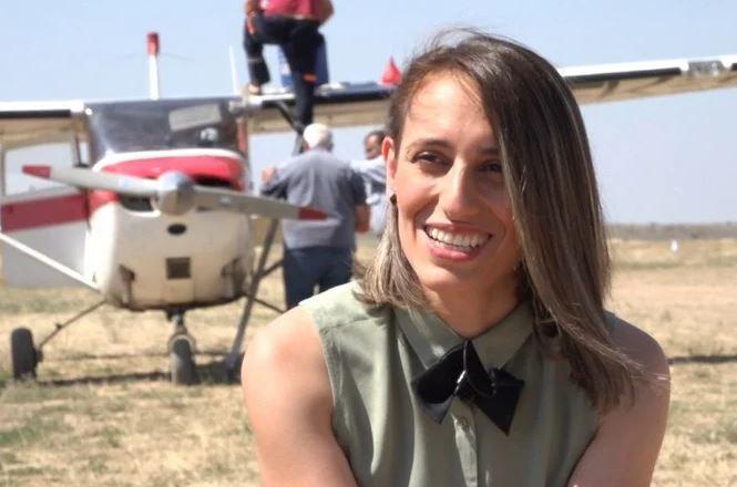 Photo of В свободном полете: «крылатый» туризм от армянского авиатора-любителя Дианы Саакян
