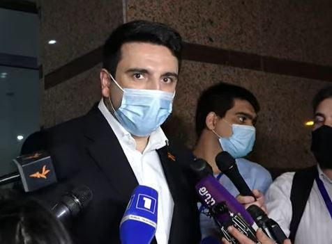 Photo of Կարծում եմ, որ բոլորը հասկանում են` ում է ուղղված. Ալեն Սիմոնյանը` վարչապետի աղմկահարույց գրառման մասին