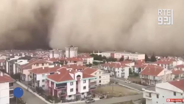 Photo of Հզոր փոթորիկը հարվածել է Թուրքիային