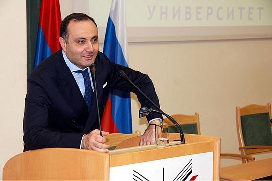 Photo of ՌԴ-ում ՀՀ դեսպանը չի դադարեցրել միջկառավարական հանձնաժողովում իր աշխատանքը