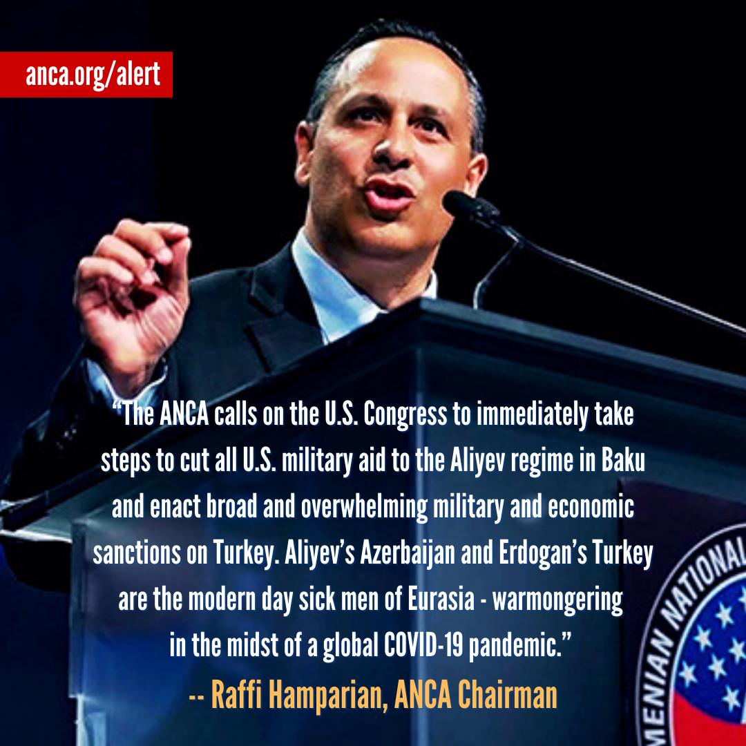Photo of ԱՄՆ կոնգրեսականները դատապարտել են Ադրբեջանի և Թուրքիայի ագրեսիան