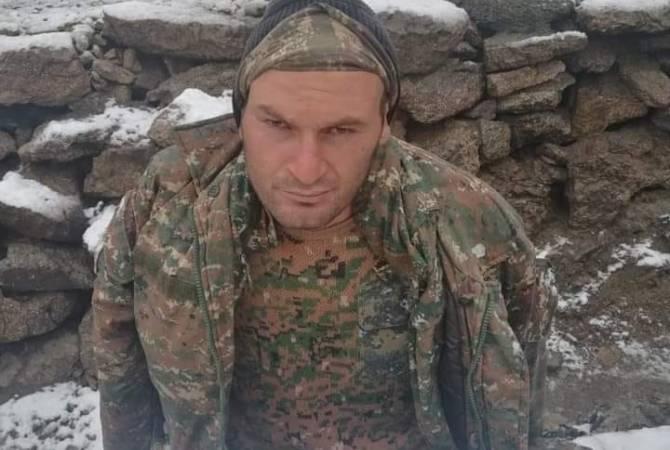 Photo of Կարմիր խաչի ներկայացուցիչները դեռ չեն այցելել Ադրբեջանում գտնվող հայ սպա Գուրգեն Ալավերդյանին