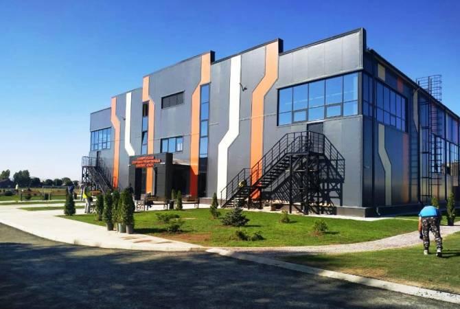 Photo of В Армении завершается строительство Культурного и развлекательного центра военнослужащих РФ