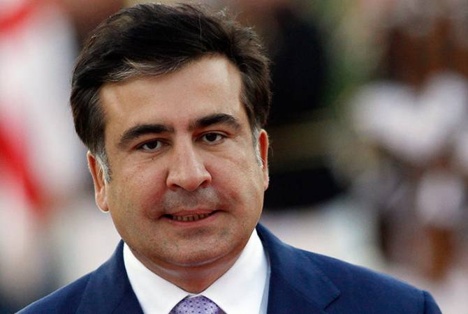 Photo of Партия Саакашвили выдвинула его кандидатом на пост премьера Грузии