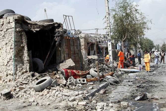 Photo of СМИ: четыре человека стали жертвами взрыва во время свадьбы в Афганистане