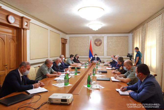Photo of Президент Арцаха озвучил 7 принципов карабахского урегулирования: в случае агресии Азербайджана последует несоразмерный ответ