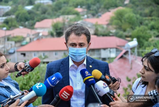 Photo of После июльских событий наблюдается рост активности противника: губернатор Тавуша