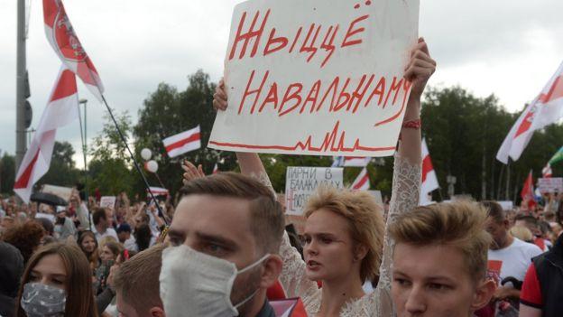 Photo of Помпео о причастности Москвы к отравлению Навального и разгром белорусской оппозиции — что нужно знать 10 сентября
