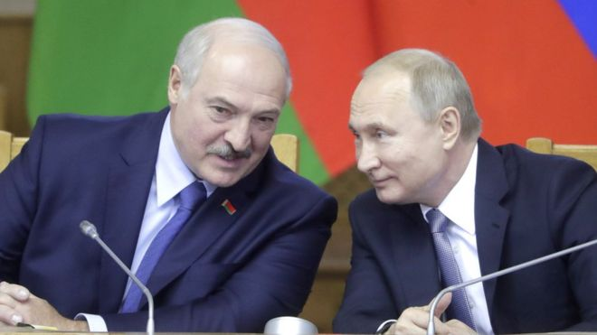 Photo of «Путин знает Лукашенко как облупленного». О чем говорили лидеры России и Беларуси за закрытыми дверями