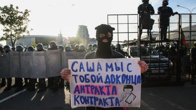 Photo of «Тихо, по-партизански»: как работает система помощи участникам протестов в Беларуси