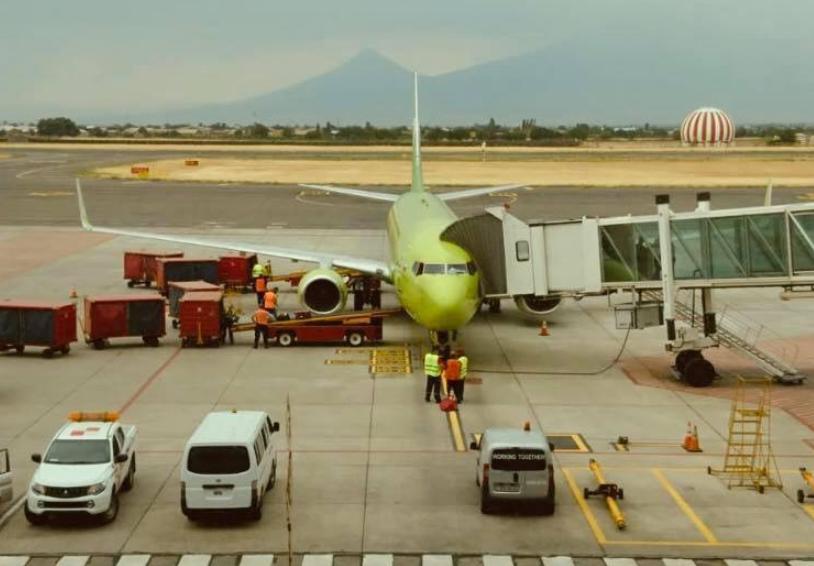 Photo of 137 человек смогли вернуться домой вывозным рейсом по маршруту Ереван — Москва