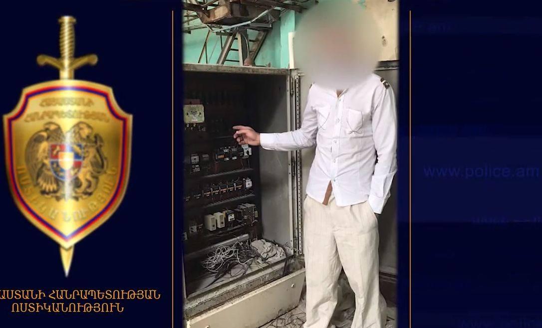 Photo of «Քիմպրոմ մենեջմենթ» ընկերության արտադրամասից կատարված գողությունը Տարոնի ոստիկանները բացահայտել են