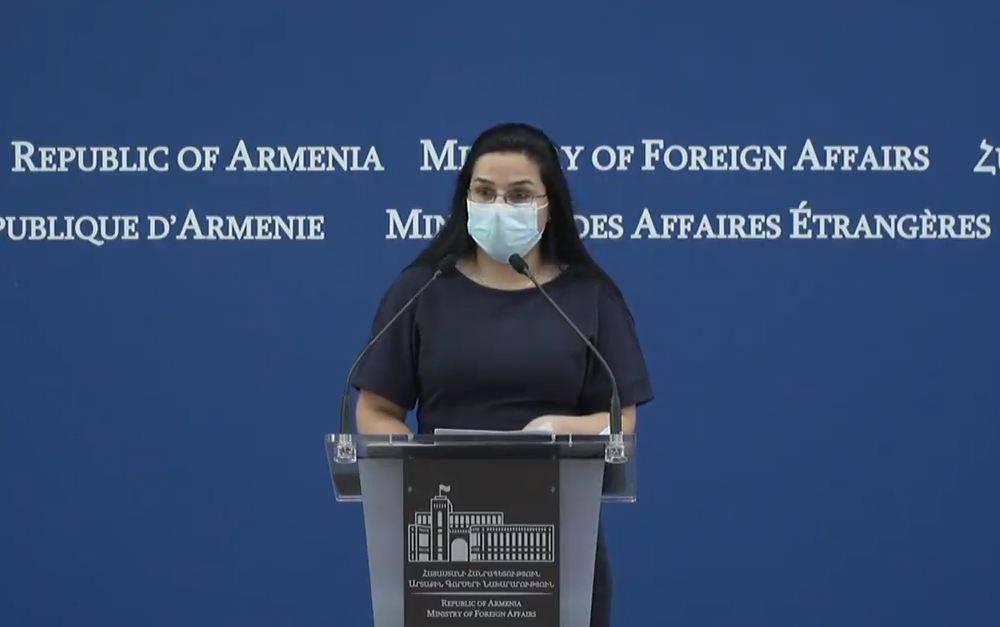 Photo of Թուրքիան պետք է ձեռնպահ մնա ԼՂ հակամարտությունում որևէ միջամտությունից. Աննա Նաղդալյան