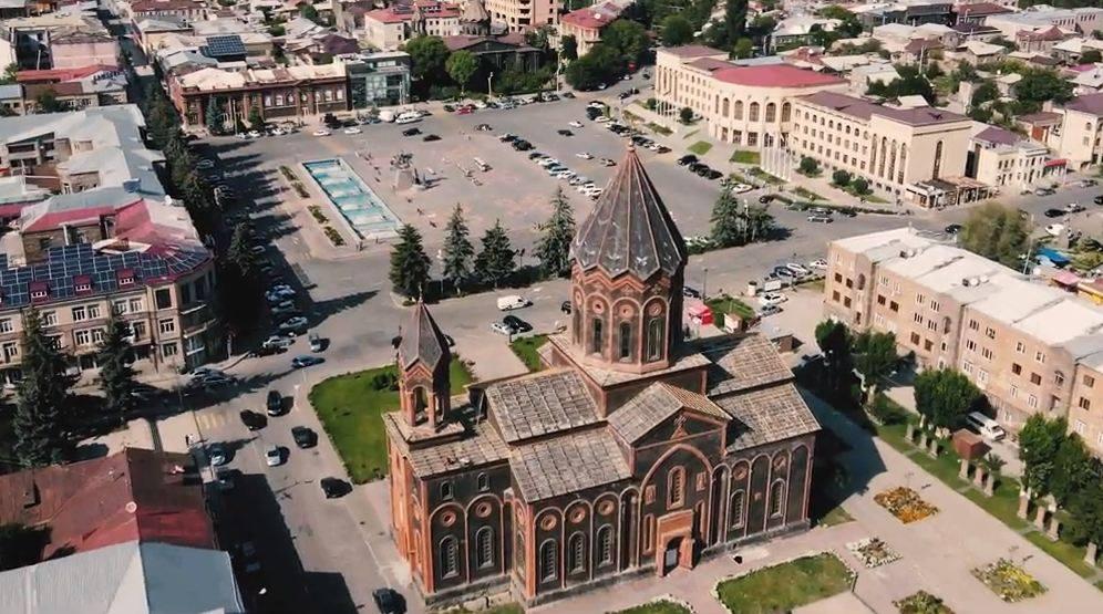 Photo of «Իմ սեր, Գյումրի». այսօր նշվում է քաղաքի օրը