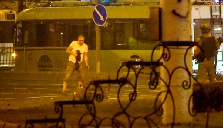 Photo of Ալեքսանդր Տարայկովսկու սպանության պահն արձանագրած նոր տեսանյութ է հայտնվել. եղել է նաեւ երկրորդ կրակոցը