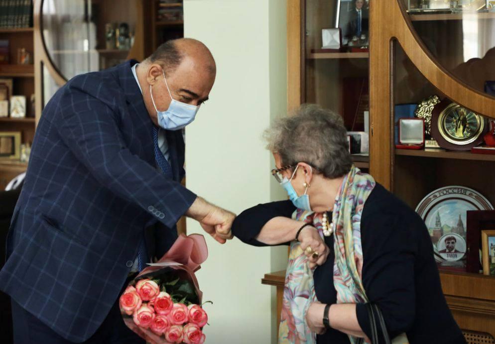 Photo of Посол ЕС Андреа Викторини была проинформирована о потенциале Гюмри в различных сферах