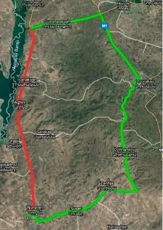 Photo of Նորշենից մինչև Գուսանագյուղ ճանապարհահատվածը ժամանակավորապես փակ կլինի երթևեկության համար