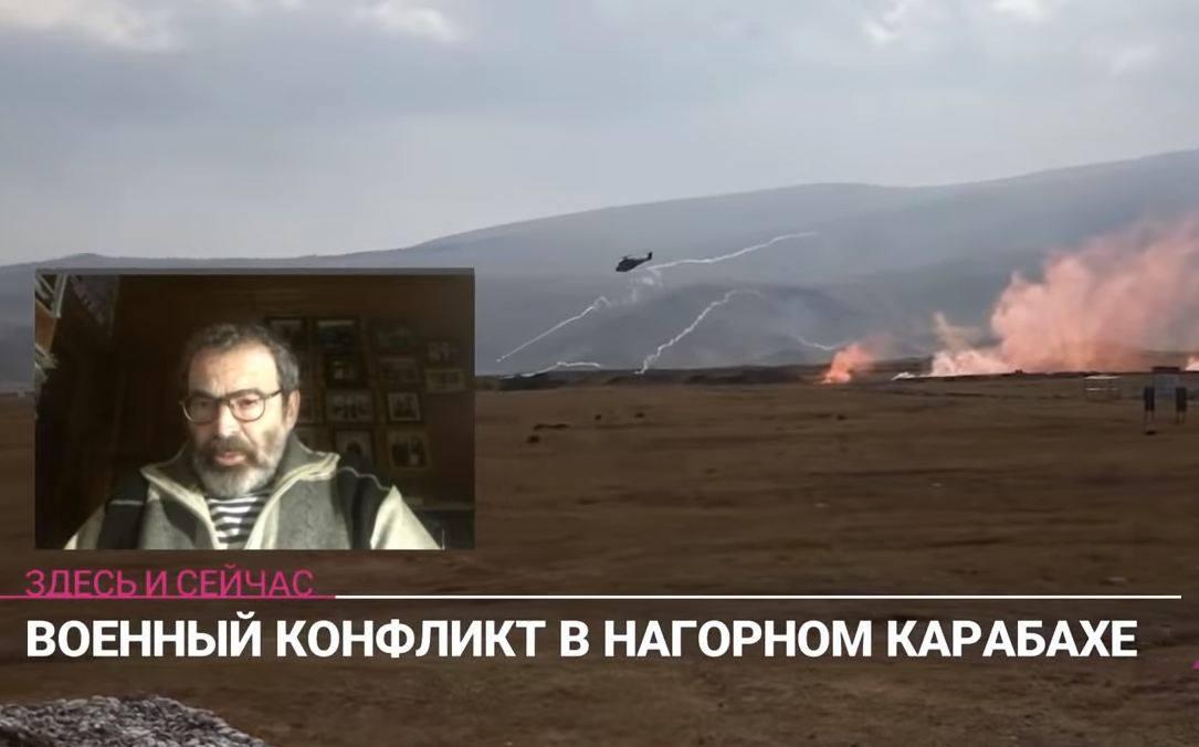 Photo of «Войну начал Азербайджан». Дубнов — о том, почему Москва не будет вмешиваться в конфликт в Карабахе