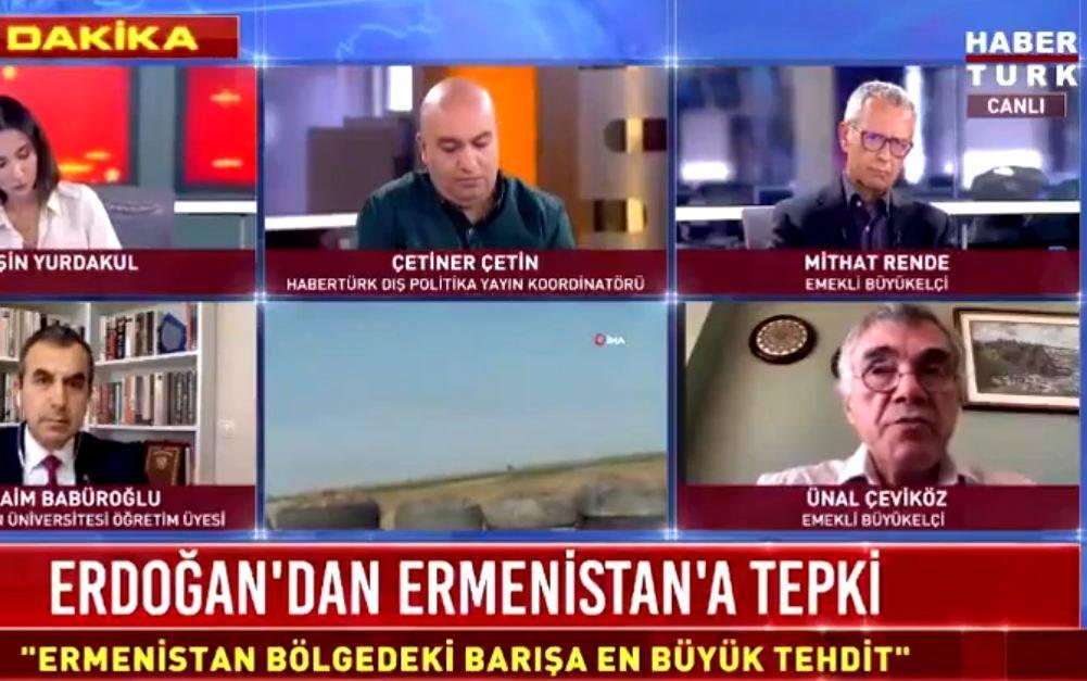 Photo of Թուրքիան ջիհադականների է ուղարկել Հայաստանի դեմ կռվելու. թուրք դիվանագետ.168.am