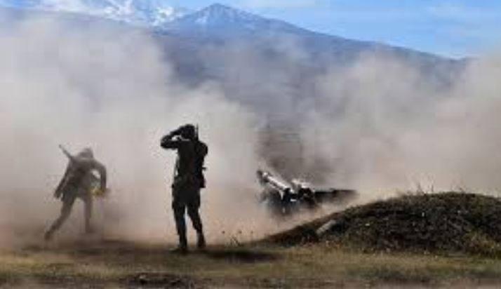 Photo of «Плотность артиллерийского огня беспрецедентна. Наши артиллеристы отличаются блестящей грамотностью»