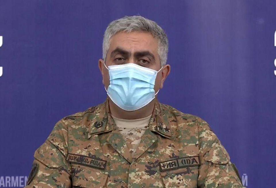 Photo of Азербайджан потерял убитыми еще 130 военнослужащих, армянские ВС не только обороняются — Ованнисян