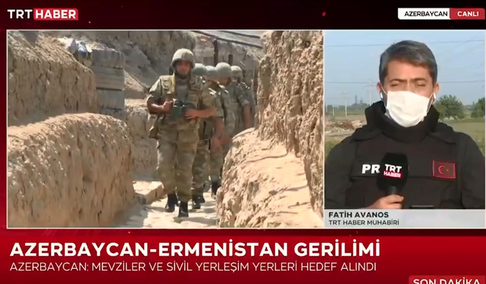 Photo of Есть веские доказательства того, что Азербайджан предпринял тщательно спланированное нападение