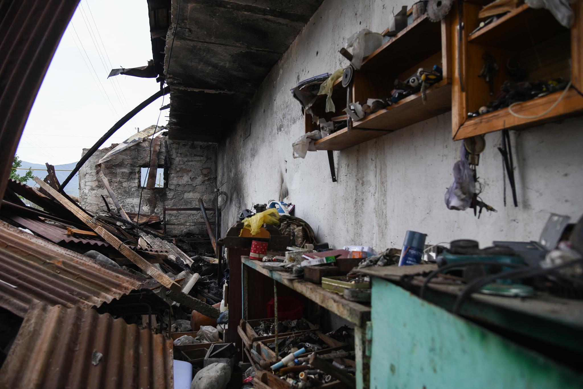 Photo of Ադրբեջանը  շարունակում է թիրախավորել խաղաղ բնակչությանը և քաղաքացիական ենթակառուցվածքները