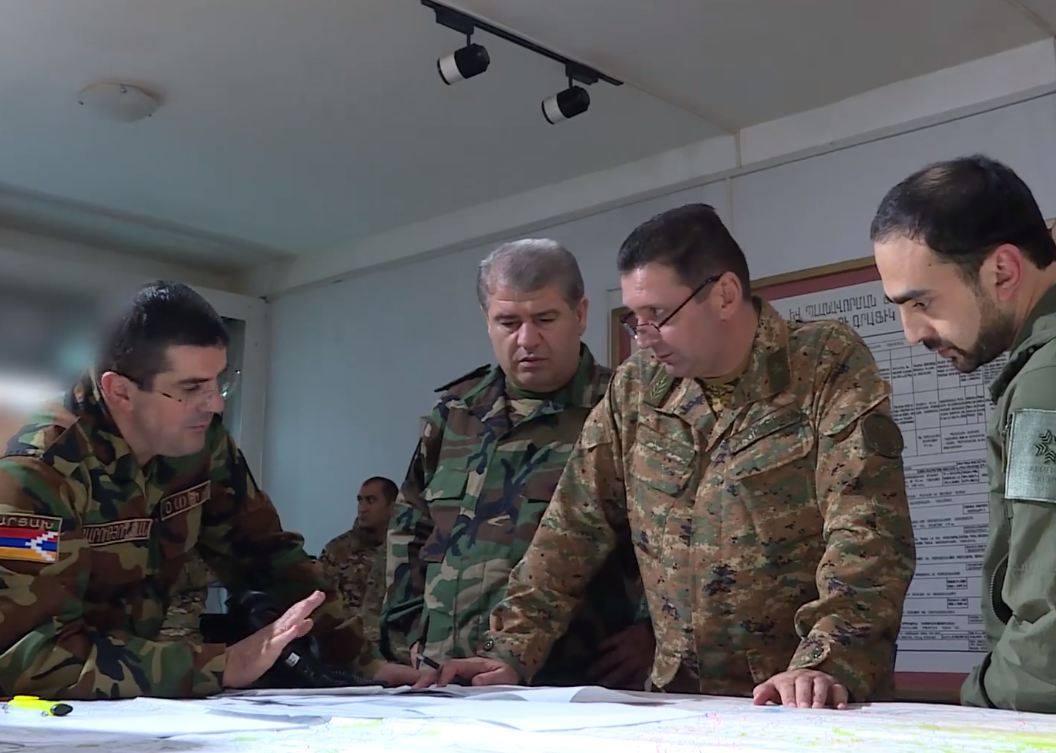 Photo of «Պաշտպանության բանակը բոլոր ուղղություններով ձախողում է թշնամու գրոհները». Արցախի նախագահ