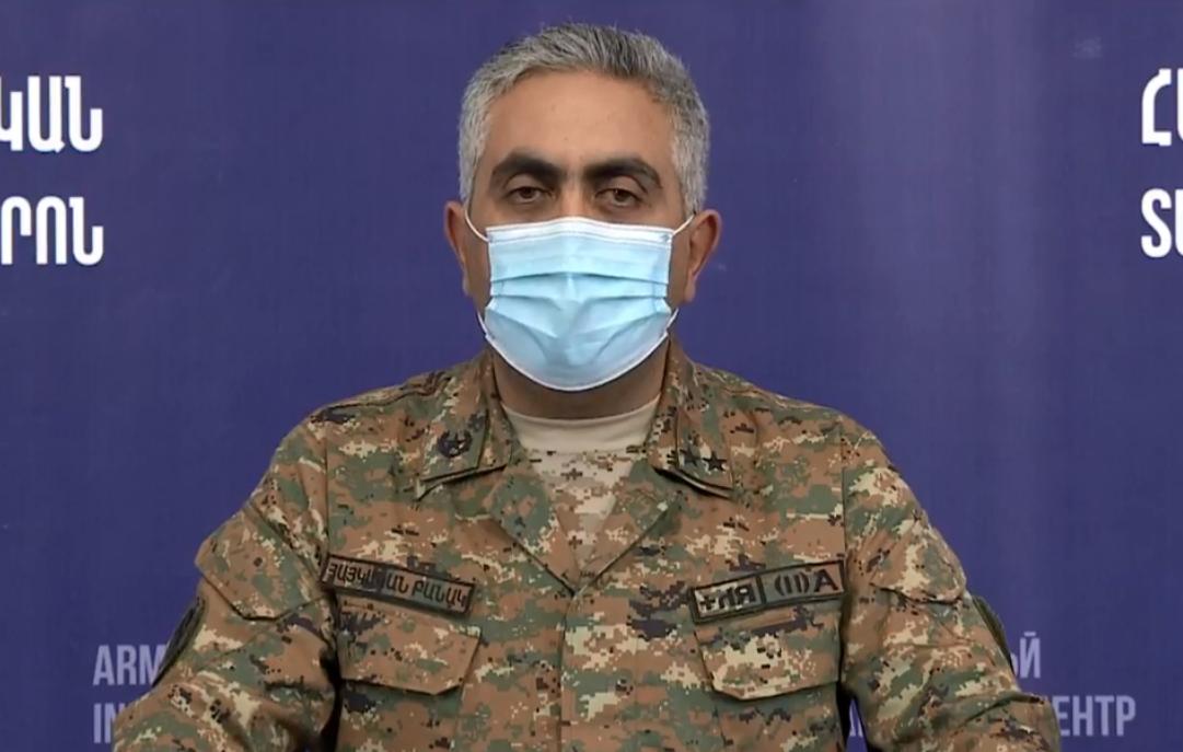 Photo of Հակառակորդը կորցրել է 790 զինծառայող, ունի 1900 վիրավոր