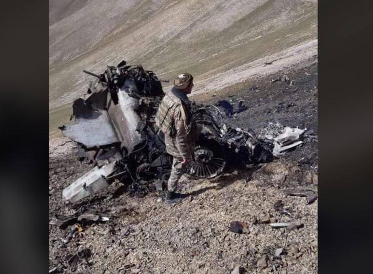 Photo of Հրապարակվել են Թուրքիայի F-16 կործանիչի կողմից խոցված ՀՀ ԶՈւ ռազմաօդային ուժերի ՍՈւ-25 գրոհիչի լուսանկարները