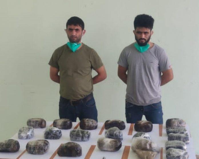 Photo of Ադրբեջանի 2 քաղաքացի փորձել են 22 կգ թմրանյութ ներմուծել Իրանից