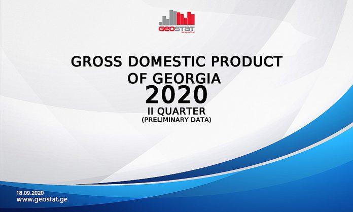 Photo of Վրաստանի ՀՆԱ-ն 2020-ի 1-ին կեսին կրճատվել է 5․6%-ով