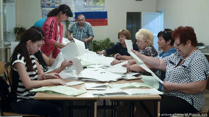 Photo of Евросоюз заявил о непризнании российских выборов в Крыму