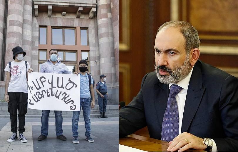 Photo of Քաղաքացին ահազանգում է՝ իրերը երեք ամիս է՝ մաքսատանն է. բաց նամակ ՀՀ վարչապետին