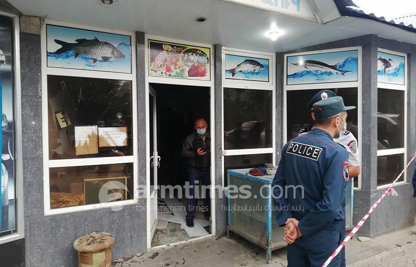 Photo of Վանաձորի կենտրոնում խանութ է պայթեցվել. armtimes.com
