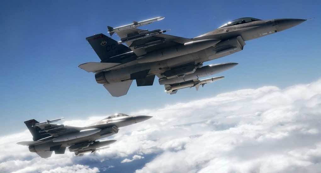 Photo of Հակառակորդը կրկին կիրառել է թուրքական F-16 բազմաֆունկցիոնալ ինքնաթիռներ
